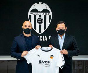 Sponsoring – Valencia CF va afficher son Fan Token sur la face avant de son maillot pour la saison 2021-2022