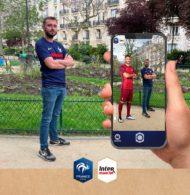 Euro 2020 : Intermarché met le paquet autour des Bleus avec de nombreuses activations originales