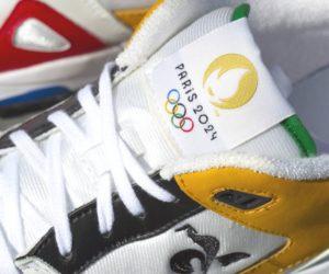 Le Coq Sportif sort une sneakers «Paris 2024» en édition limitée