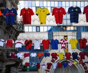 Football – Les 48 maillots des 24 équipes de l'UEFA Euro 2020 en photos