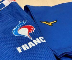 Mizuno prolonge avec la Fédération Française de Judo