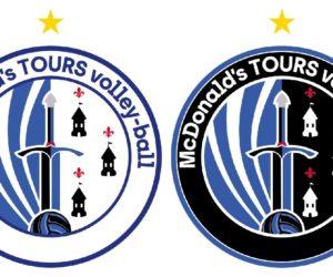 Naming – Le Tours Volley-Ball change de nom et devient le McDonald's Tours Volley-Ball