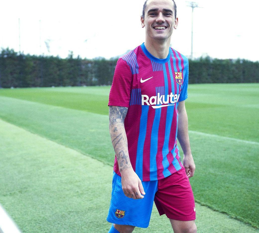 Calendrier Fc Barcelone 2022 2023 Nike dévoile le nouveau maillot domicile 2021 2022 du FC Barcelone