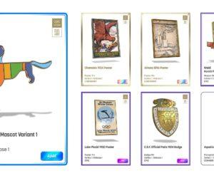 Le CIO et les Jeux Olympiques lancent une collection virtuelle de pin's NFT