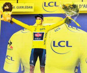 Cyclisme – Santini nouvel équipementier des maillots du Tour de France sur 2022-2026