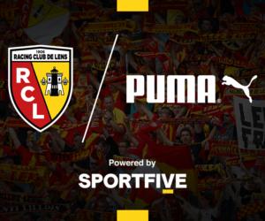 Le Racing Club de Lens officialise l'arrivée de Puma comme nouvel équipementier