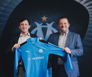 Sponsoring – Randstad nouveau «training partner» de l'Olympique de Marseille jusqu'en 2024
