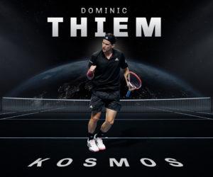Le Groupe Kosmos dirigé par Gerard Piqué lance une branche «talent management» et accueille Dominic Thiem
