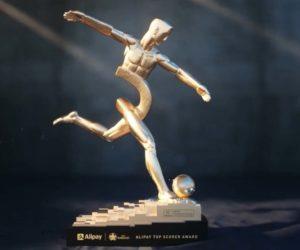 UEFA Euro 2020 – La technologie Blockchain s'invite sur le Trophée de meilleur buteur sponsorisé par Alipay