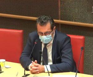Didier Quillot s'exprime sur les droits TV de la Ligue 1 et Mediapro pour une mission parlementaire à l'Assemblée Nationale