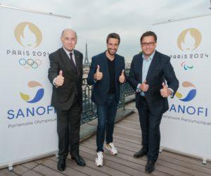 Jeux Olympiques – Sanofi nouveau partenaire Premium de Paris 2024
