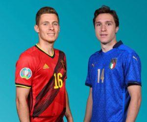 UEFA Euro 2020 : Bien parier sur le 1/4 de finale Belgique – Italie (les meilleures cotes sur ParionsSport)