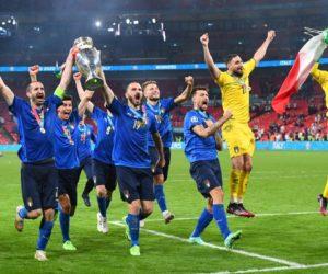 Quelle audience pour M6 avec la finale de l'UEFA Euro 2020 Italie – Angleterre ?