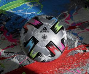 Football – adidas dévoile un nouveau ballon pour les 1/2 et la finale de l'UEFA Euro 2020