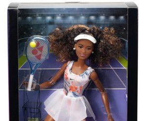 Tennis – Mattel dévoile sa Barbie à l'effigie de Naomi Osaka