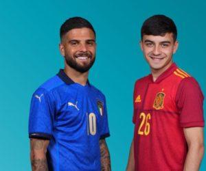 UEFA Euro 2020 : Bien parier sur la 1/2 finale Italie – Espagne (les meilleures cotes sur ParionsSport)