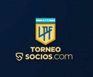 Naming – La D1 argentine de football renommée «Torneo Socios.com»