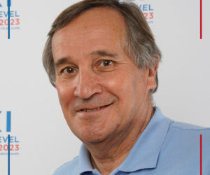 Bernard Front nouveau président de Courchevel Méribel 2023
