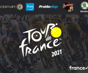 France Télévisions séduit 7 annonceurs pour le Tour de France 2021