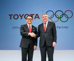 JO : Toyota va bouder la Cérémonie d'Ouverture de Tokyo 2020