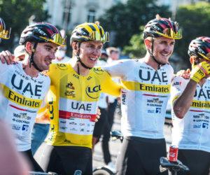 Tour de France 2021 – Le détail des primes empochées par les équipes (619 580€ pour UAE Team Emirates)