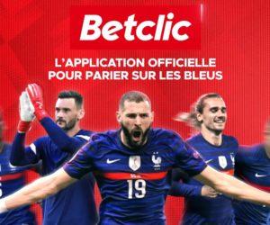 Betclic nouveau partenaire officiel de la FFF et de l'Equipe de France de Football en remplacement de PMU