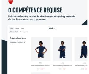 La solution e-commerce«Grinta» destinée aux clubs de sport lève 2 millions d'euros