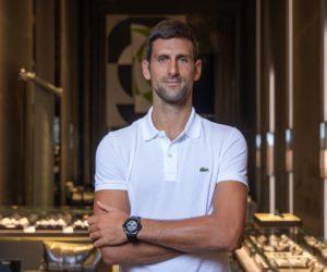 Tennis – Novak Djokovic nouvel ambassadeur des montres Hublot