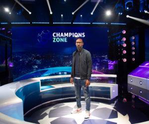 Nicolas Anelka nouveau consultant RMC et RMC Sport pour l'UEFA Champions League et l'émission «Rothen s'enflamme»