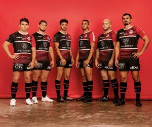 Rugby – Nike dévoile le nouveau maillot 90′ du Stade Toulousain pour la saison 2021-2022