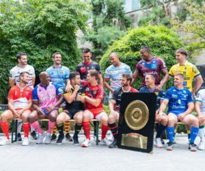 Rugby – 5 équipementiers se partagent les maillots des 14 clubs du TOP 14 pour la saison 2021-2022
