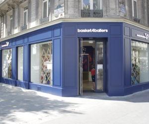 basket4ballers ouvre une boutique à Paris qui vise les 3 à 4M€ de chiffre d'affaires en 2022