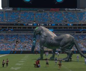 NFL – Une nouvelle vidéo en réalité-mixte pour les Carolina Panthers