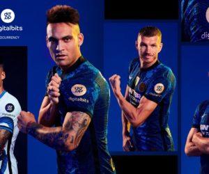 DigitalBits nouveau sponsor manche de l'Inter Milan