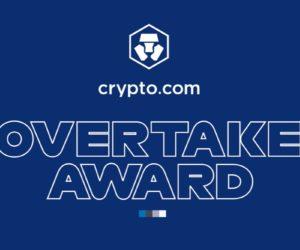 F1 – Crypto.com partenaire du nouveau trophée récompensant les dépassements