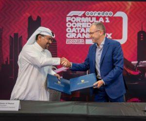 La Formule 1 s'installe dans la durée au Qatar, Ooredoo sponsor-titre du Grand Prix 2021