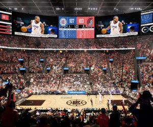Naming – La future salle des Los Angeles Clippers (NBA) s'appellera «Intuit Dome»