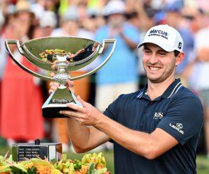 Golf – Patrick Cantlay remporte la FedEx Cup 2021 et un chèque de 15 millions de dollars