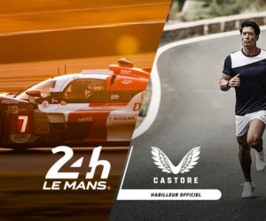 Castore nouvel habilleur officiel des 24 Heures du Mans jusqu'en 2024