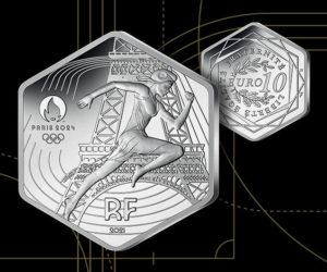 JO – La Monnaie de Paris présente une collection de pièces «Paris 2024»