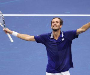 US Open – Daniil Medvedev offre également son premier Grand Chelem à la marque française Tecnifibre