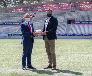 Le Stade Français Paris signe un partenariat avec l'ESSEC Business School