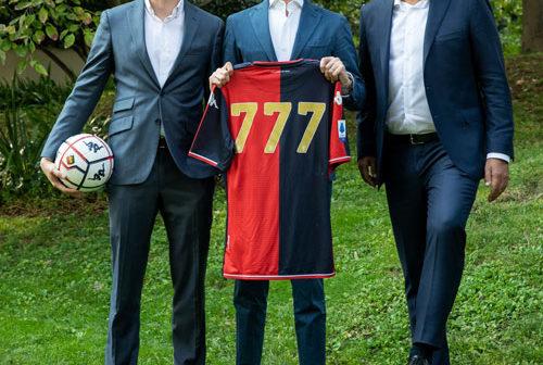 Genoa CFC racheté par 777 Partners, les nouveaux propriétaires offrent le prochain match à l'ensemble des supporters