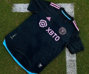 MLS – XBTO premier sponsor maillot de la jeune histoire de l'Inter Miami