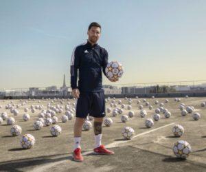 adidas lance une vaste opération en Ile-de-France autour de Lionel Messi (avec un clin d'oeil à la Lucarne d'Evry)