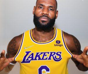 NBA – Bibigo nouveau sponsor maillot des Los Angeles Lakers