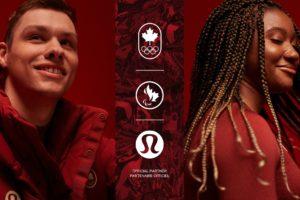 Jeux Olympiques – lululemon nouvel habilleur officiel de l'Equipe du Canada