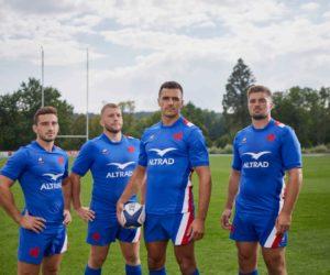 Rugby – Le Coq Sportif dévoile les nouveaux maillots 2021-2022 du XV de France