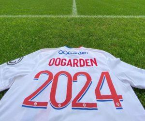 OOGarden, nouveau Partenaire Majeur de l'Olympique Lyonnais, sera sponsor au dos du maillot