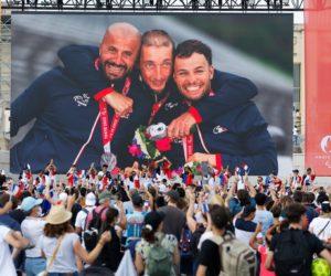 Les audiences de France Télévisions pour les Jeux Paralympiques de Tokyo 2020